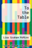 cover of To the Table