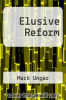 cover of Elusive Reform
