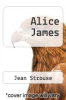 cover of Alice James