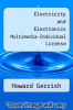 cover of Electricity and Electronics Multimedia-Individual License