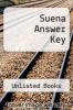 cover of Suena Answer Key