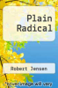 cover of Plain Radical