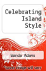 cover of Celebrating Island Style