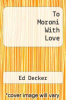 cover of To Moroni With Love