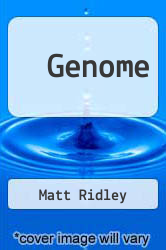 Cover of Genome EDITIONDESC (ISBN 978-1606710555)