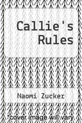 Cover of Callie