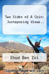 Cover of Two Sides of a Coin: Juxtaposing Views on Interpreting the Book of the Twelve / the Twelve Prophetic Books EDITIONDESC (ISBN 978-1607243038)