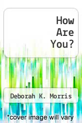 Cover of How Are You? EDITIONDESC (ISBN 978-1612046648)