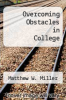 cover of Overcoming Obstacles in College