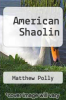 cover of American Shaolin