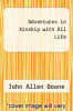 cover of Adventures in Kinship with All Life