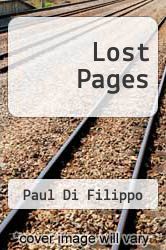 Cover of Lost Pages  (ISBN 978-1617569845)