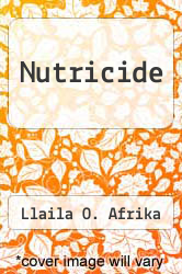 Cover of Nutricide EDITIONDESC (ISBN 978-1617590689)