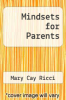 cover of Mindsets for Parents