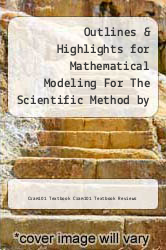 Cover of Outlines & Highlights for Mathematical Modeling For The Scientific Method by David W. Pravica EDITIONDESC (ISBN 978-1618304469)