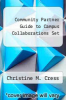cover of Community Partner Guide to Campus Collaborations Set