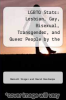 cover of LGBTQ Stats