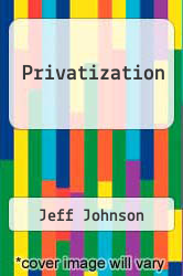 Cover of Privatization EDITIONDESC (ISBN 978-1621419754)