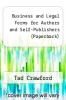 cover of Business and Legal Forms for Authors and Self-Publishers (4th edition)