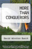 cover of MORE THAN CONQUERORS