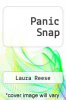 cover of Panic Snap
