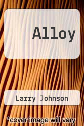 Cover of Alloy EDITIONDESC (ISBN 978-1625490735)