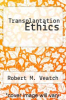 cover of Transplantation Ethics