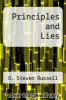 cover of Principles and Lies