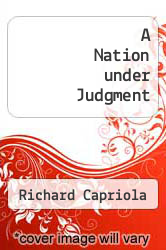 Cover of A Nation under Judgment EDITIONDESC (ISBN 978-1626527676)