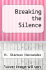cover of Breaking the Silence