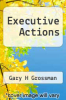 cover of Executive Actions