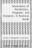 cover of Governance of Portfolios, Programs, and Projects