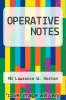 cover of OPERATIVE NOTES