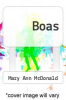cover of Boas