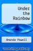 cover of Under the Rainbow