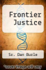 cover of Frontier Justice
