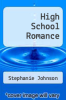 cover of High School Romance