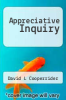 cover of Appreciative Inquiry