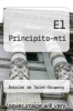 cover of El Principito-mti