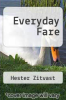cover of Everyday Fare