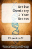 cover of Active Chemistry 1 - Year Access