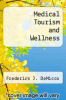 cover of Medical Tourism and Wellness