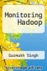 cover of Monitoring Hadoop
