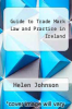 cover of Guide to Trade Mark Law and Practice in Ireland