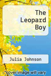Cover of The Leopard Boy EDITIONDESC (ISBN 978-1847802132)