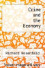 cover of Crime and the Economy