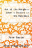 cover of Out of the Margins: Women`s Studies in the Nineties