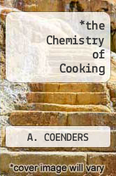 Cover of the Chemistry of Cooking 92 (ISBN 978-1850702269)