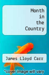 Cover of Month in the Country EDITIONDESC (ISBN 978-1850892533)