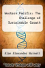 cover of Western Pacific: The Challenge of Sustainable Growth